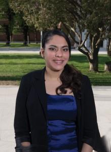NECC  Liberal Arts Graduate student Lizmarie Peralta