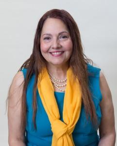 NECC Criminal Justice Professor Magdalena Suarez-Shannon.