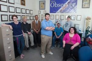 Observer staff