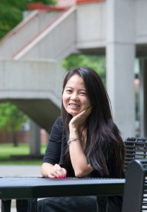 Thuy Nguyen of Methuen received two NECC Scholarships.