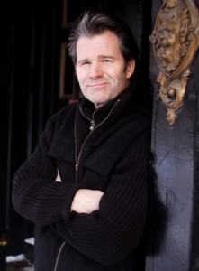 Author Andre Dubus III will be the guest ast the Women of NECC Annual Tea.