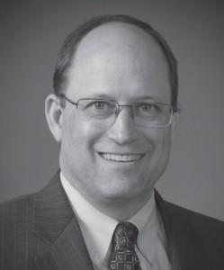 Dr. James Wade of Raytheon, keynote speaker at MVPP Breakfast