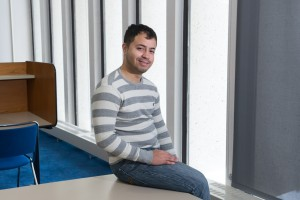 Justin Merced is a liberal arts major with concentrations in biology and creative writing