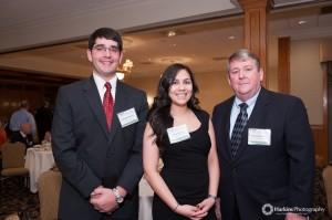 MVPP interns with Bill M