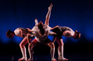 """NECC student dancers will present """"Across the Stage,""""  December 5 and 6th."""