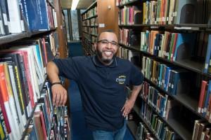 NECC Business Transfer student Carlos Vasquez
