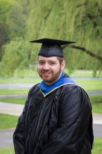 NECC Liberal Arts: Journalism/Communication graduate Matt Gingras