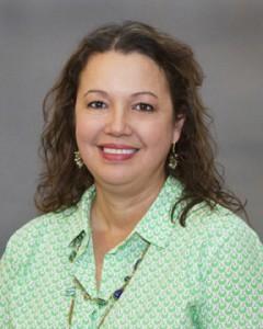 NECC Professor Ligia Domenech