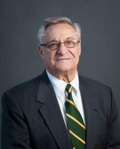 Newly appointed NECC Trustee Joseph D'Orazio of Haverhill.