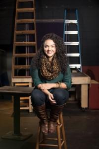 NECC Liberal Arts: Theater student Kiara Pichardo