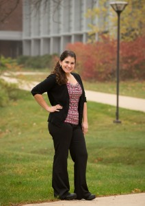 NECC Deaf Studies graduate Lina Garcia Kosko