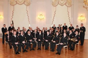 U.S. Navy Band pop Ensemble