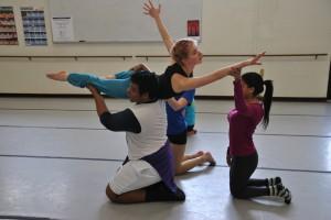 Dancer Nina Cabral, Pelham NH newsroom