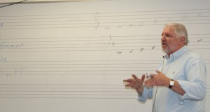 NECC Alumnus David Vose, who has had a successful career as a musician and professor at Berklee College, credits Northern Essex with starting him on his academic and professional journey.