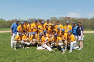 NECC Knights played in the Division 3 Junior College World Series for the fourth year in a row.