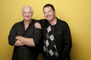 Comedians Colin Mochrie and Brad Sherwood will take to the stage with their sharp wit on Friday, September 18,  as this year's NECC Signature Fundraiser.