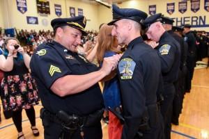 Police Academy The Haveys print