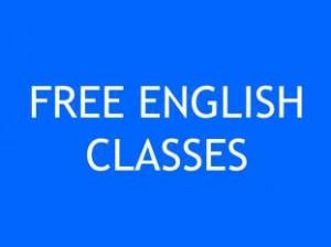 FREE ENGLISH CLASSES newsroom