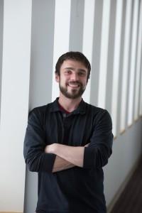 NECC Computer & Information Science graduate Tim Fields