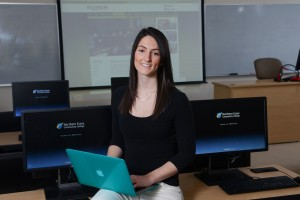 NECC Computer & Information Science Graduate, Taylor Langlois