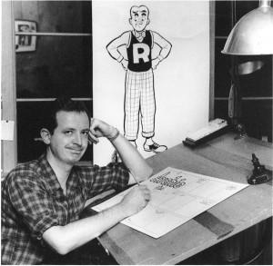 Archie-Bob Montana at desk