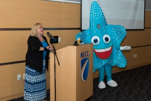 Dawna Perez expalins that the Starfish Student Success Program will now be available to all students.