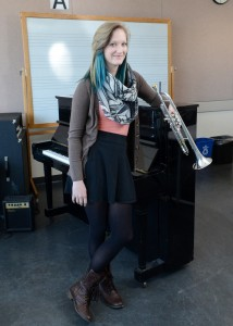 NECC General Studies:Music graduate Lindsey Michaud