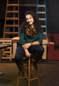 NECC Liberal Arts: Theater graduate Kiara Pichardo