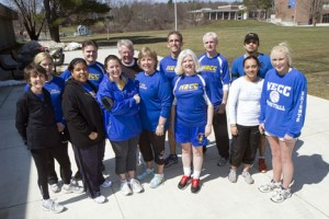 Join other NECC staff, faculty, and students who run or walk with the President's Running Club.