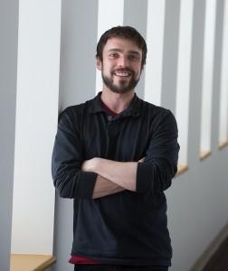 NECC Computer & Information Science graduate Tim Field