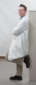 Dr. Mike Cross, chemistry professor