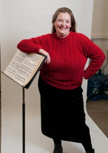 Alisa Bucchiere will lead the NECC Choir concert this Sunday, May 1.