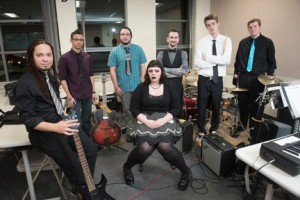 The NECC Jazz Ensemble will present its spring concert Thursday, May 5..