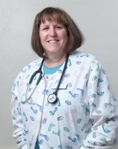 Nursing Professor Jill Becker.
