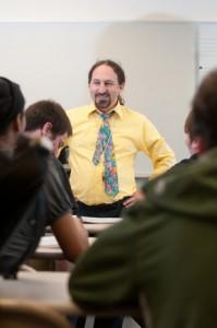 Professor of Music Ken Langer