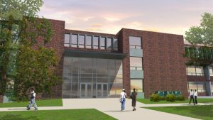 When the Spurk Building reopens in 2017, it will be updated for accessibility and efficiency.