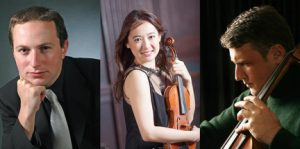 Ellipsis Trio will perform with Essex Chamber Music Players.