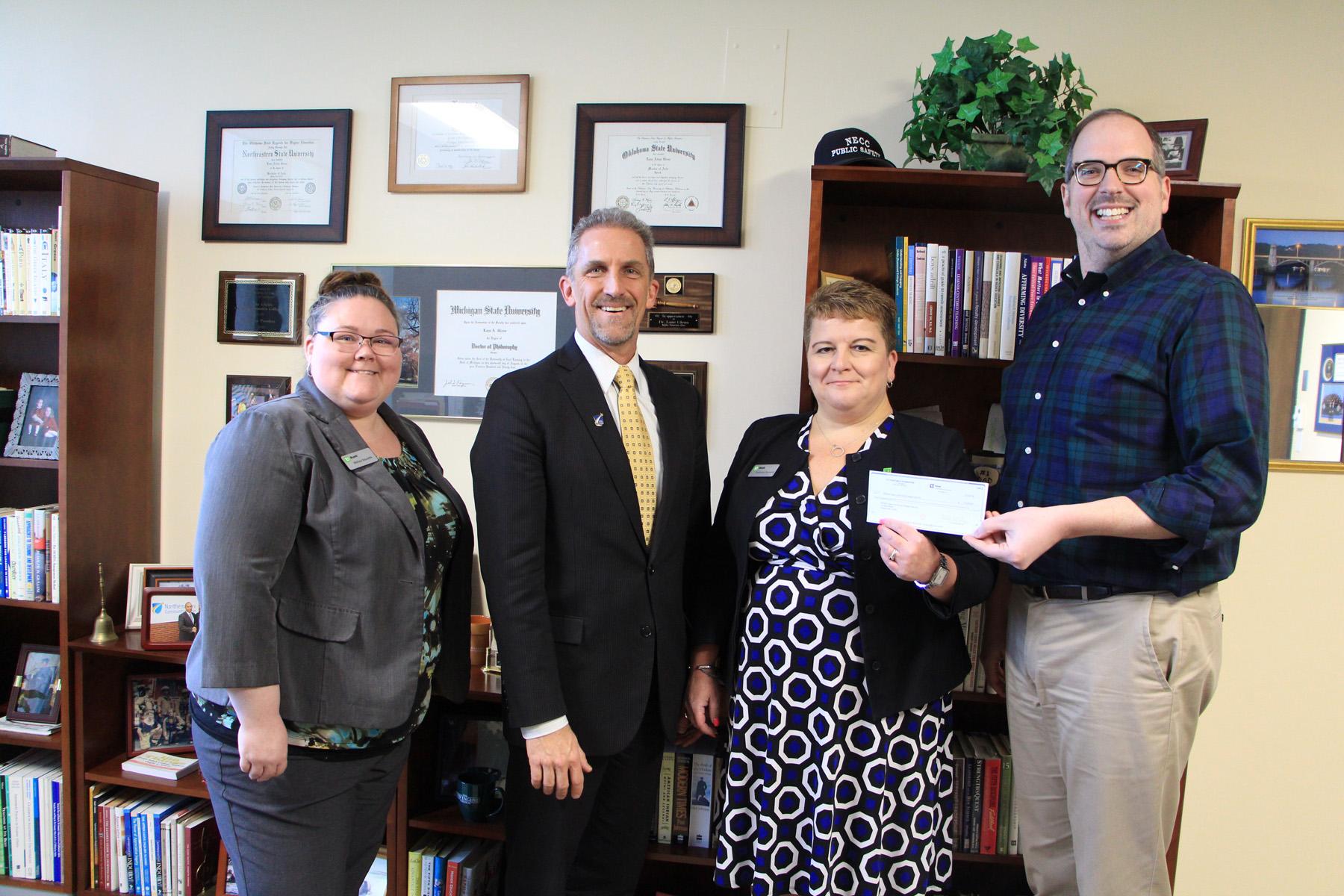 TD Bank Foundation Helps Fund Deaf Reading Program Newsroom