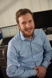 Alex Bochman of Methuen, Computer Science Transfer major