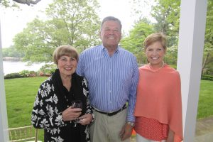 Geraldine Murphy, Charles Lagasse, and Ann Lagasse.