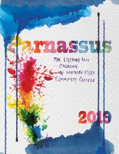 Colorful cover of Parnassus literary magazine