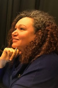 Portrait of Dr. Lorgia García-Peña,