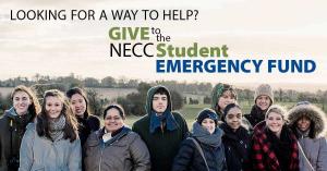 Graphic of NECC Students