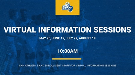 Graphic for Virtual Information Sessions