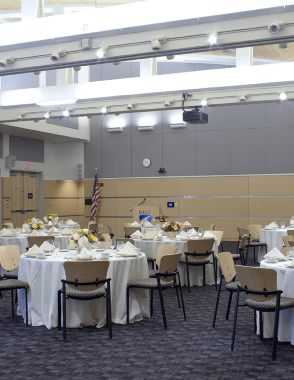 TC103AB room banquet   set-up