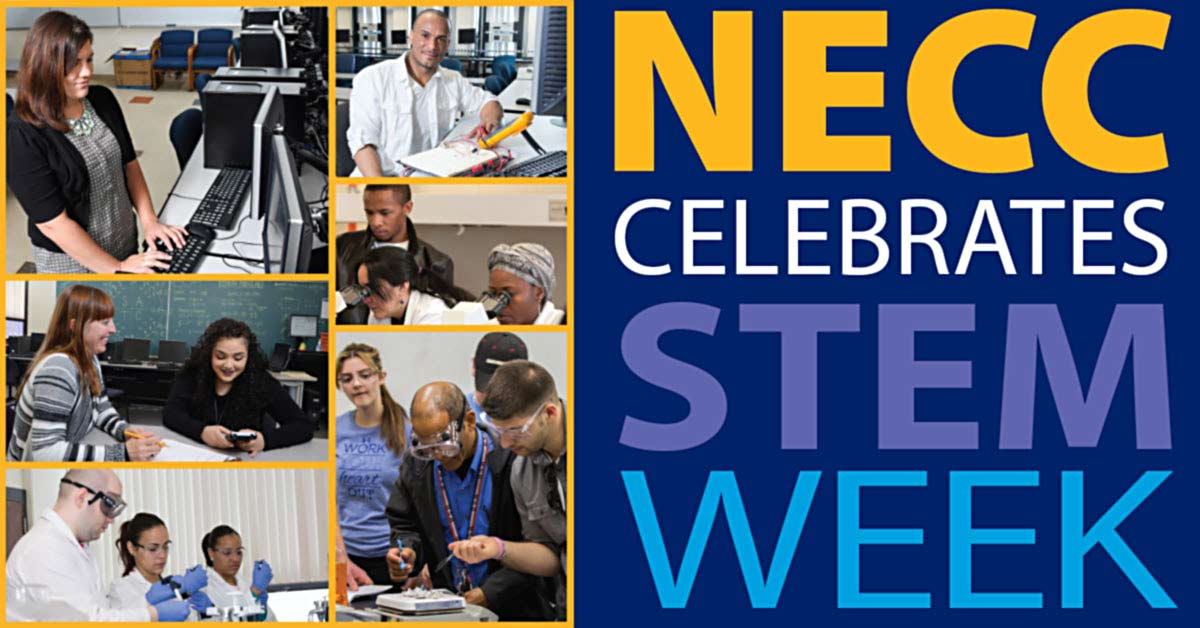 NECC Celebrates STEM Week