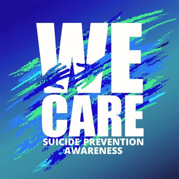 WE CARE Suicide Prevention Awareness
