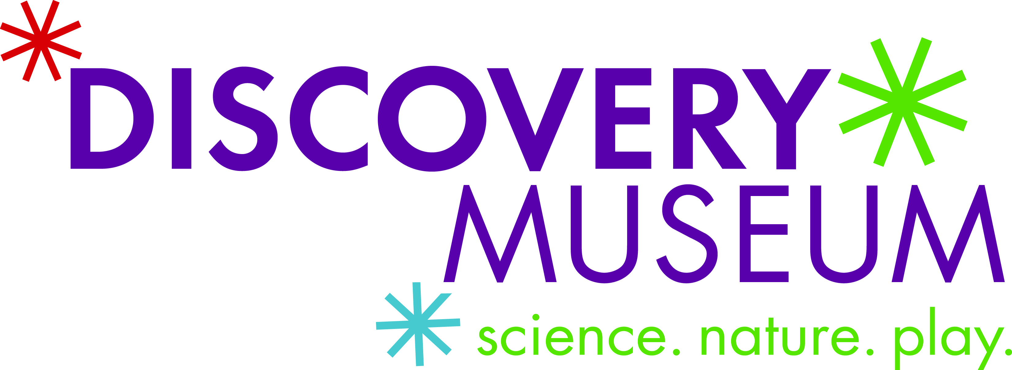 Discovery Museums logo