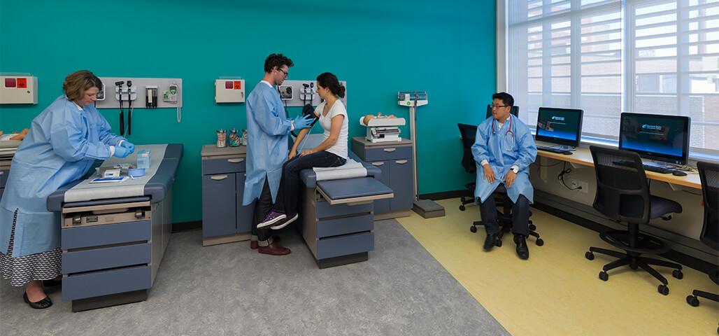 Health Programs Information Sessions - NECC