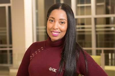 Rosanna Lara, NECC Public Health Major